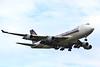 Singapore Airlines, 747-400F,  9V-SFK<br /> By Graham Miller.