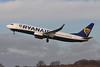 Ryanair, 737-800, EI-FZT<br /> By Graham Miller.