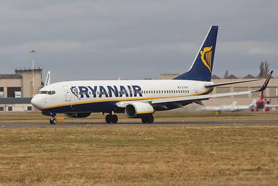 Ryanair, 737-800, EI-DHN By Graham Miller.