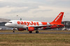 easyJet, A319, G-EZBI (William Shakespeare livery)<br /> By Graham Miller.