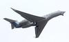 Gulfstream G650, VP-CYL<br /> By Jim Calow.