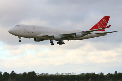 Astral Aviation (Air Cargo Global), 747-400F, OM-ACB By Graham Miller.
