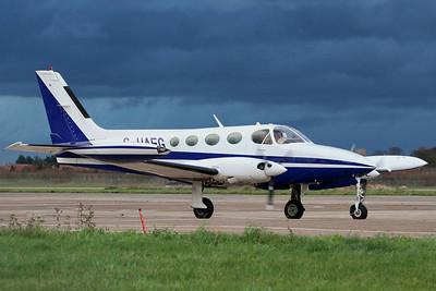 Pavilion Aviation Ltd, Cessna 340A, G-HAFG By Graham Miller.