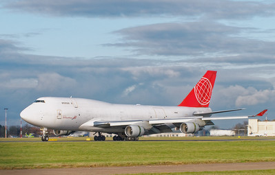 Astral Aviation (Air Cargo Global), 747-400F, OM-ACB By Mick Bloor.