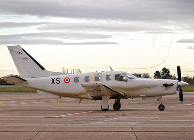 French Air Force, Socata TBM-700, 147/XS By Mick Bloor.