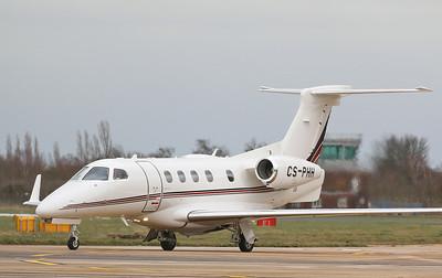 Netjets Europe EMB-505 Phenom 300, CS-PHH By Correne Calow.