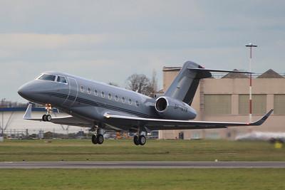 AMC Aviation Gulfstream G280 SP-NVM. By Graham Miller.