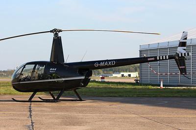Robinson R44 Raven I, G-MAXD By Graham Miller.