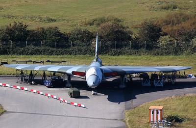 Vulcan B.2 XH558. By Jim Calow.