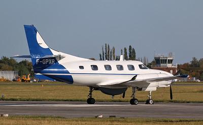 Fairchild Swearingen SA226-T Merlin III, F-GPXR By Correne Calow.