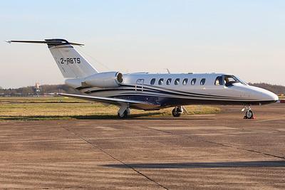2-RBTS Limited, Cessna 525B CitationJet CJ3 , 2-RBTS By Graham Miller.