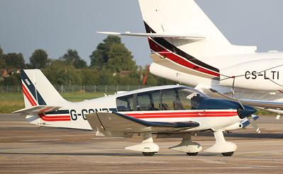 Robin DR400 180 Regent G-CONB By Correne Calow.
