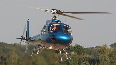 Helicentre, Eurocopter AS 350B3 Ecureuil, G-SPVK By Graham Miller.