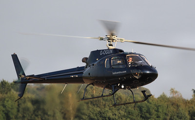 Helicentre, Eurocopter AS 350B2 Ecureuil, G-OGUN By Correne Calow.