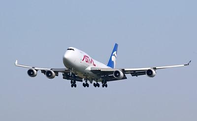 Astral Aviation (Air Atlanta Icelandic) 747-400F TF-AMA By Correne Calow.