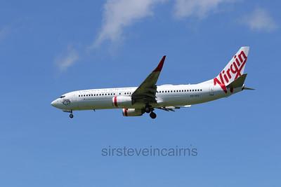 VH-YFX VIRGIN B737-800