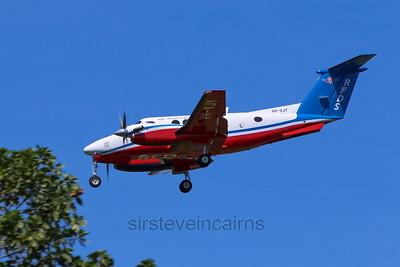 VH-VJY RFDS KING AIR-350