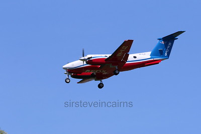 VH-VJZ RFDS FING AIR-350