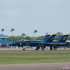 Blue Angels F/A-18 Super Hornet