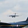 C-17 over Fat Albert