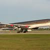 Royal Jordanian flight 267 returns to earth