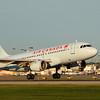 Air Canada flight 480 from Toronto, A319