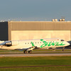 Air Canada Jazz, Flight 7673 from Charlottetown CR-J 100