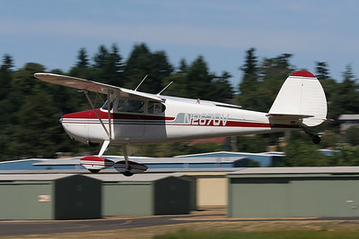 Cessna 170  N2670V s/n 18180