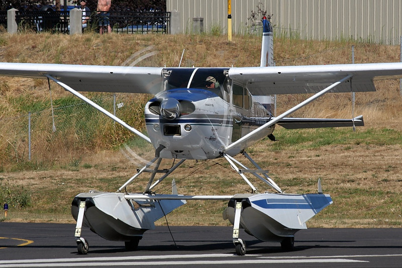 Cessna A185F <br> N20853 s/n 18503045