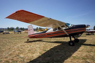 Cessna 180  N172AA s/n 30757