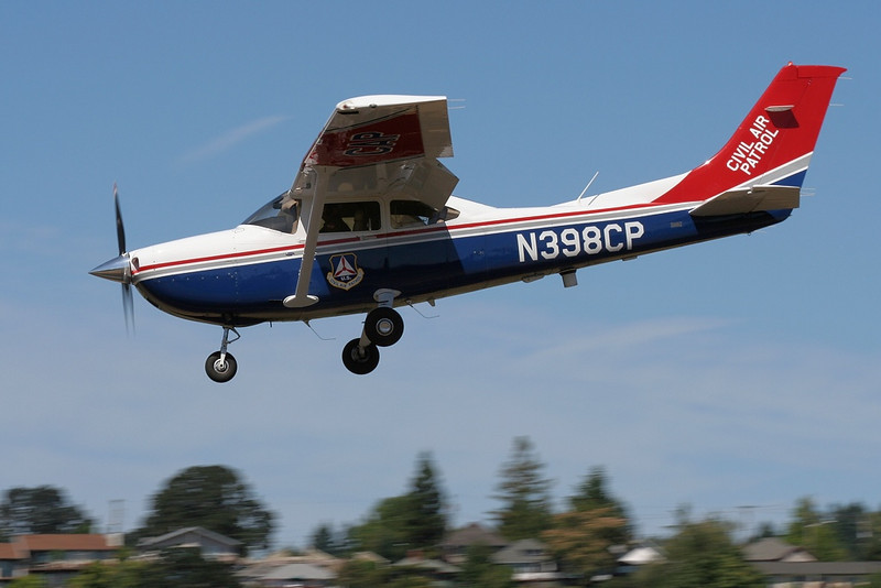 Civil Air Patrol Cessna 182T <br> N398CP c/n 18281998