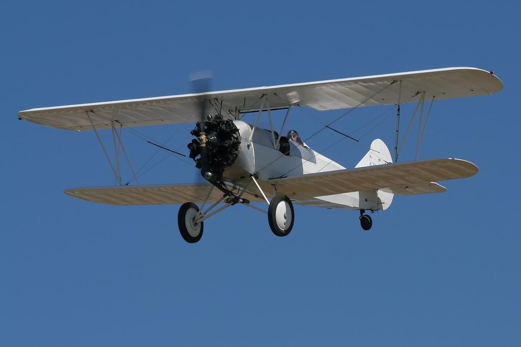 Travel Air C-4000  N379M s/n 1300