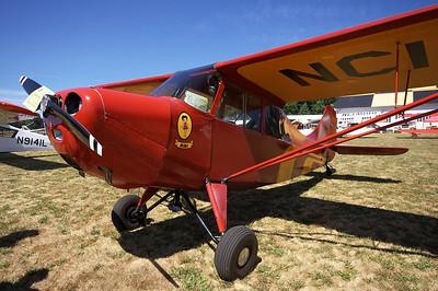 "Aeronca 7AC ""Mimi""  N1659E s/n 7AC-5225"
