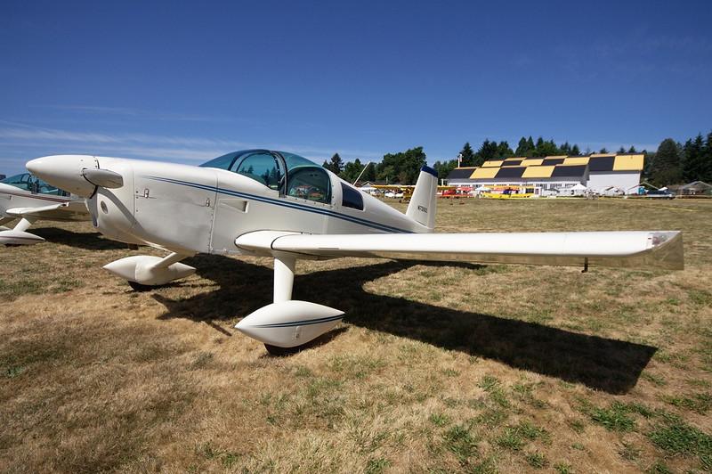 American Aviation AA-1A   N7260L s/n AA1A-0460