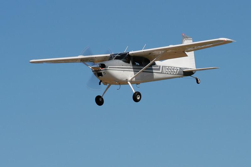 Cessna 180K <br> N66597 s/n 18052949