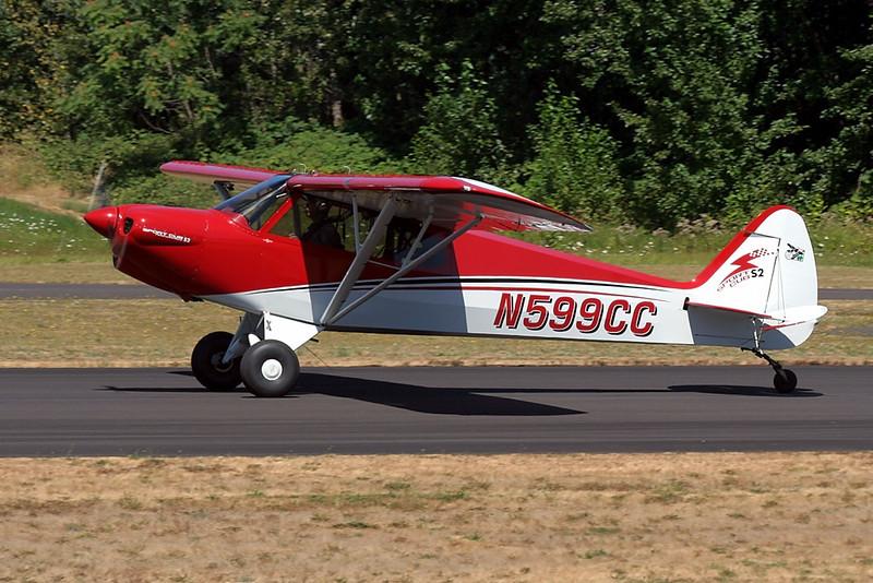 Cub Crafters CC11-100 <br> N599CC s/n CC11-00091