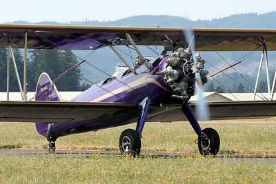 Boeing A75N1(PT17) N75PT (C/N 75-2449) 2012 NWAAC Fly-In