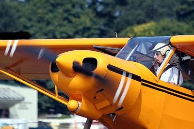 Piper PA-18A Super Cub N767N (C/N 18-4484) 2012 NWAAC Fly-In
