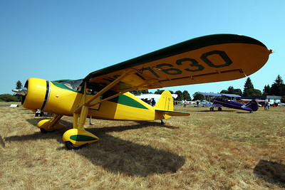 Fairchild 24W-46 N77630 (C/N W46330) 2012 NWAAC Fly-In