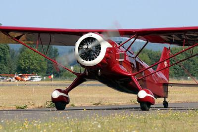 Stinson Model O NC12817 (C/N 10) 2012 NWAAC Fly-In
