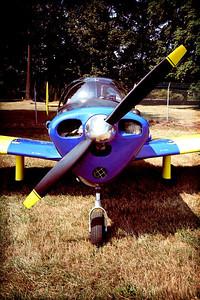 Erco 415-C Ercoupe 2012 NWAAC Fly-In