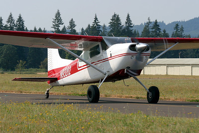 Cessna 185F N93202 2012 NWAAC Fly-In