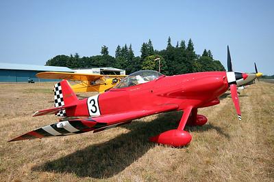Vans RV-3B N293DB (C/N11426) 2012 NWAAC Fly-In
