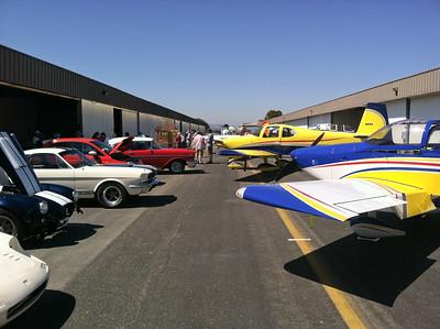 9-7-2014 Robinson Hangar Party