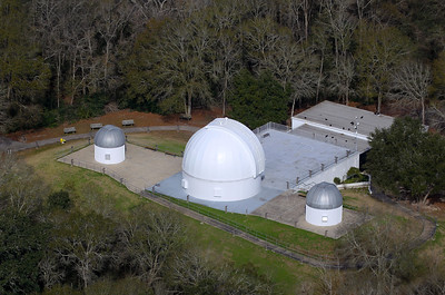 The George Observatory in Brazos Bend State Park