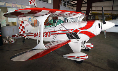 Pitts Special stunt biplane