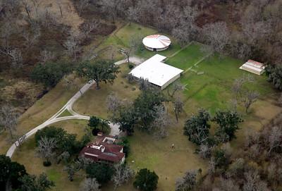 A Brazoria County horse farm
