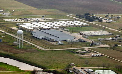 More Texas prison.  This is the Ramsey Unit.