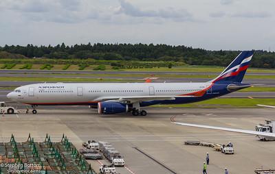 VQ-BEL AEROFLOT A330-300