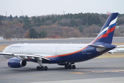 VQ-BGG AEROFLOT A330-200